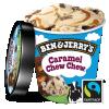 Ben & Jerry's Caramel Chew Chew 500 ml