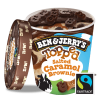 Ben & Jerry's Topped Salted caramel brownie 500 ml